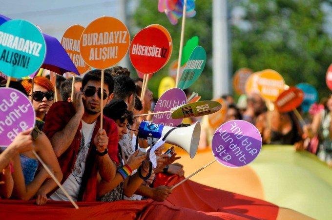 Istanbul gay-pride 2010