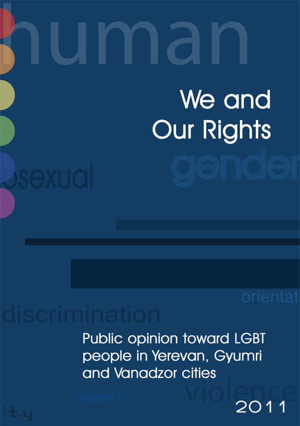 Public opinion toward LGBT people in Yerevan, Gyumri and Vanadzor cities
