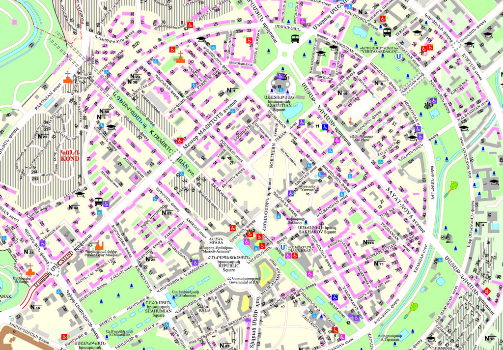 map_yerevan